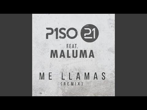 Me Llamas (feat. Maluma) (Remix)