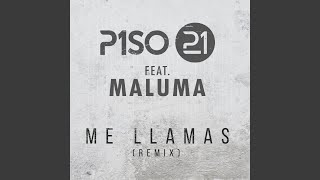 Me Llamas Feat Maluma Remix