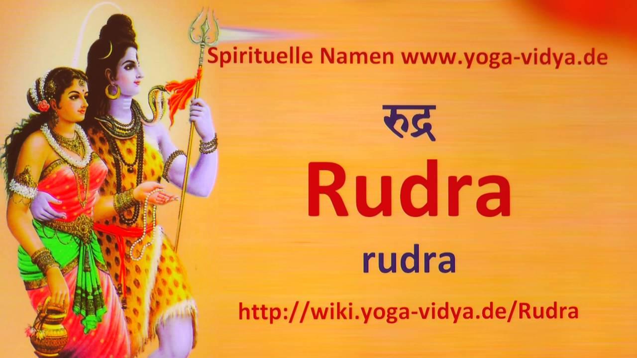 Rudra – Yogawiki