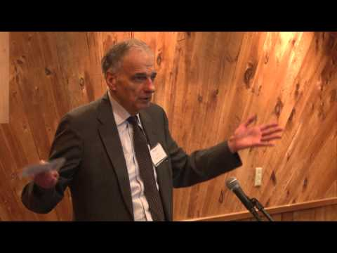Ralph Nader: How You Can Change America, Pt.3