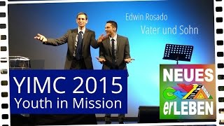 BIBLETIME - Youth in Mission Congress 2015 - Vater und Sohn