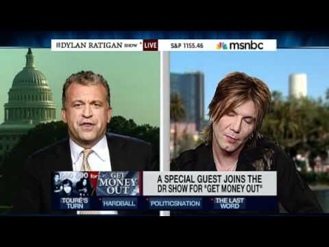 "MSNBC ""Get the Money Out"" John Rzeznik Interview"