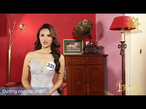 INTERVIEW | Hoàng Như Ngọc, SBD 335 | Top 45 Miss Universe Vietnam