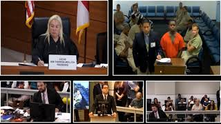 XXXTentacions Accused Killer Makes Court Appearance In Florida And Is Denied Bail  Video