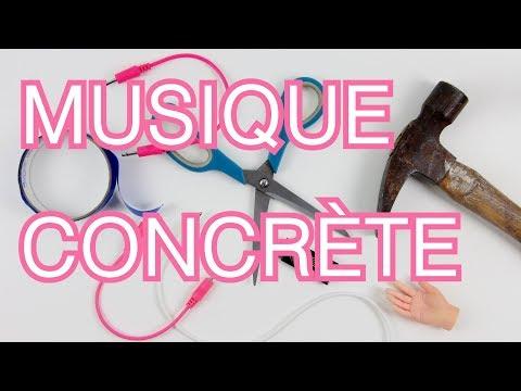 Musique Concrète with Tape & Microsound Music Machine