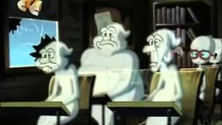 приведение каспер мультфильм на русском 1 серия