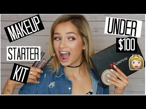 Makeup Starter Kit for Beginners | Under $100