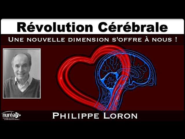 Voyez mon interview de 2 heures sur NUREA TV à propos de la révélation cérébrale