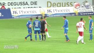 KICKERS OFFENBACH VS ASTORIA WALLDORF