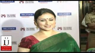 Divya Dutta At 15th Mumbai Film   Tells Her Plans For Diwali
