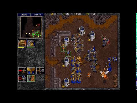 Warcraft II: Beyond the Dark Portal. Humans 12