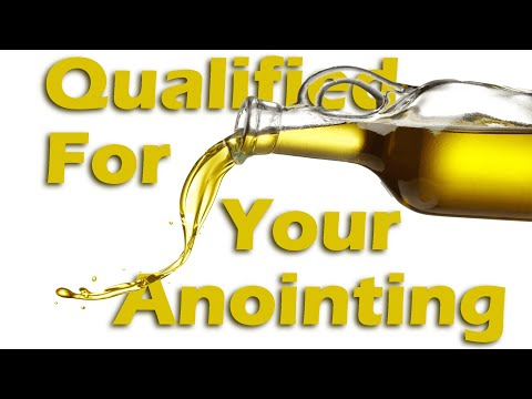 "Wednesday Worship and Word – 10/21/2020 – Rev. Brian Kinsey ""Qualified For Your Anointing"""