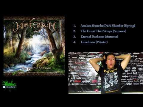 Wintersun - The Forest Seasons / Metal Release