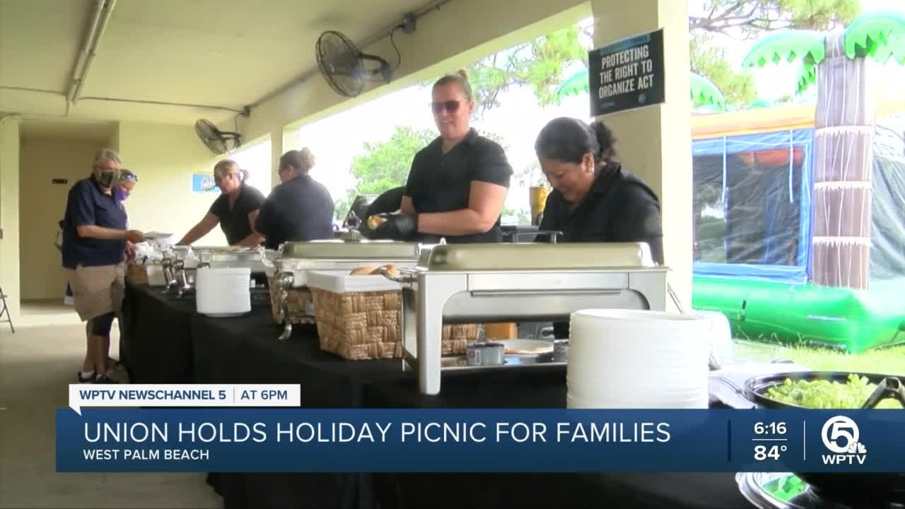 Palm Beach AFL-CIO holds Labor Day celebration
