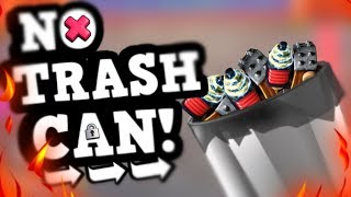 NEW SPARKY DECK :: More Than A Trash Can On Wheels (PONG TV)