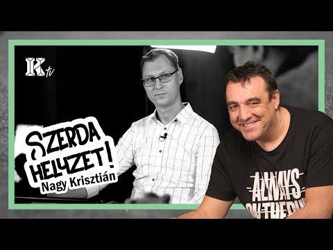 SzerdaHelyzet Extra  Nagy Krisztián interjú