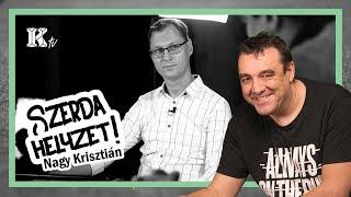 SzerdaHelyzet Extra | Nagy Krisztián interjú