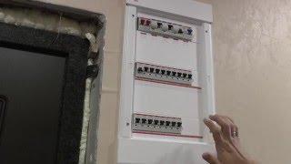 Ремонт Квартиры: 16 - Электрощиток и обстановка спустя месяц проживания.