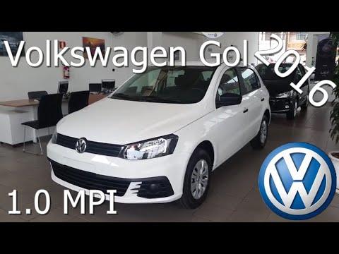 Volkswagen Gol Trendline 1.0 12v MPI 2016