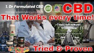 Popular CBD Products for Stress Relief (Best CBD Gummy Bears, Oils, & Teas) | CBD Headquarters