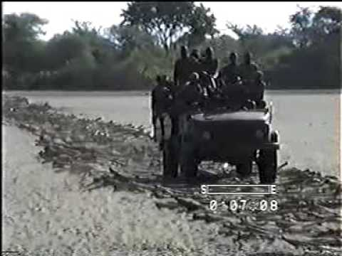 The 1995 SPLA offensive in Kapoeta