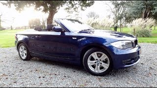 BMW 120d SE Convertible **SOLD…