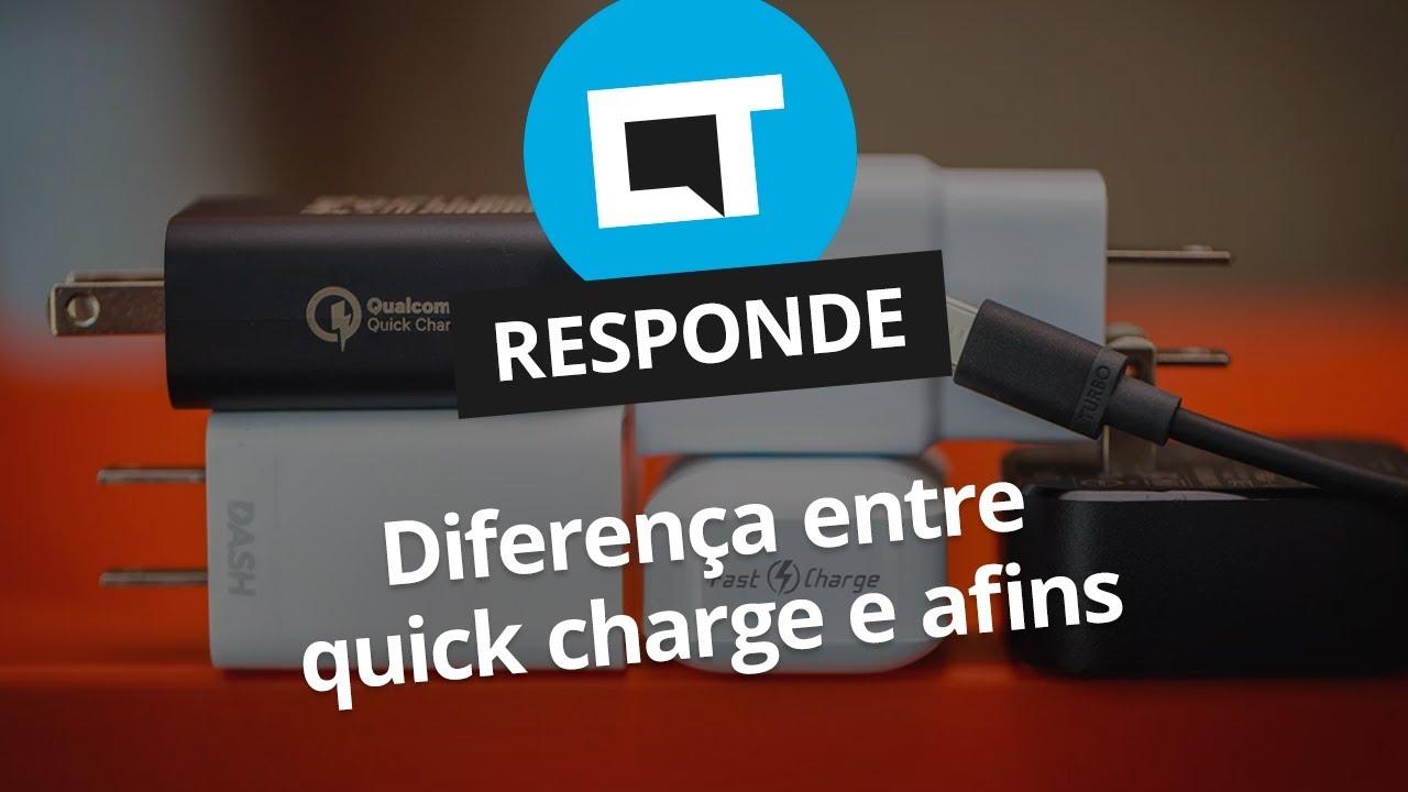 08904a73baa3b Diferença entre Quick Charge e outros padrões de carregamento rápido  CT  Responde . Canaltech
