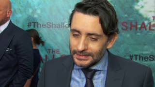 Jaume Collet-Serra At The World Premiere Of The Shallows