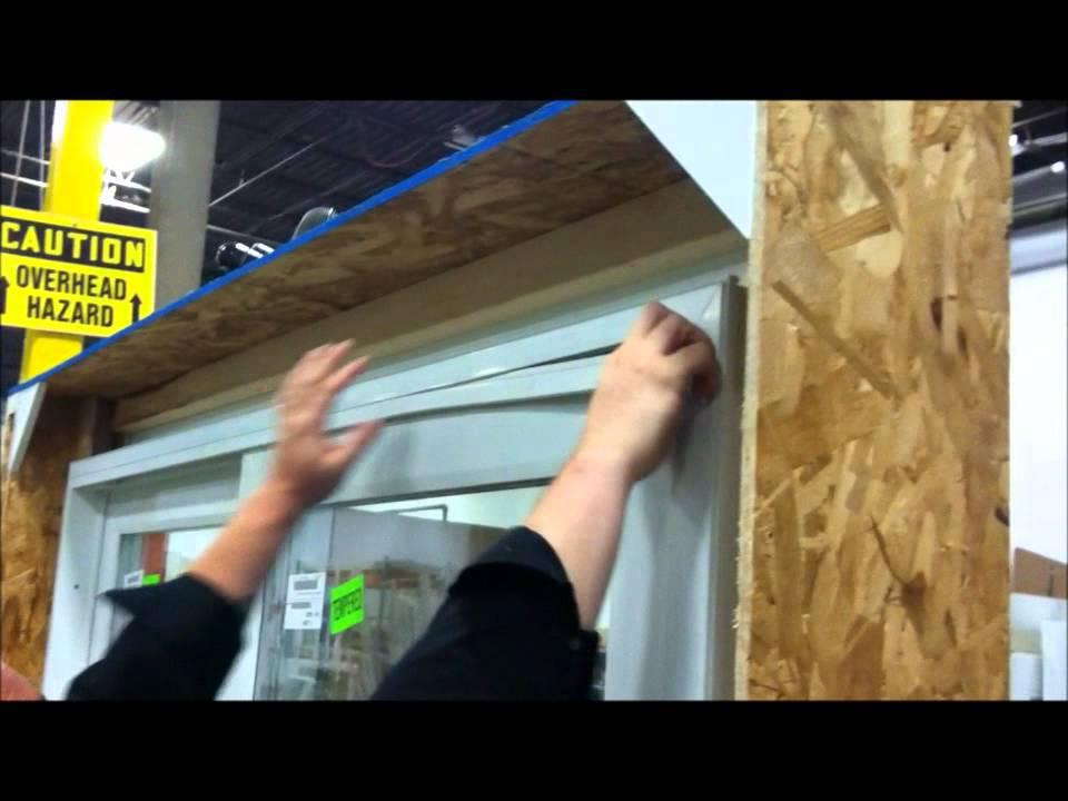 Charmant Paradigm Windows Replacing Operating Panel On Patio Door