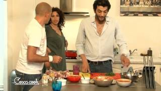 Cosca cook (Akhenaton) : Anne De Petrini et sa blanquette de veau aux coquillettes