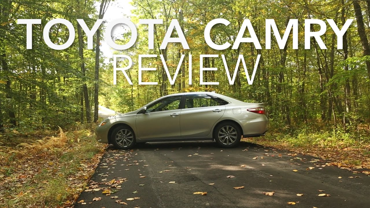 2017 Toyota Camry Review Consumer Reports