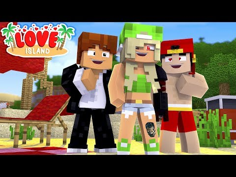 Minecraft LOVE ISLAND - THERE'S A NEW GIRL BUT IS SHE WHO SHE SAYS SHE IS!!