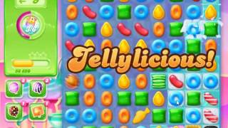 Candy Crush Jelly Saga Level 297 - NO BOOSTERS