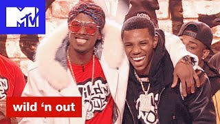 A Boogie Wit Da Hoodie & Don Q Get Roasted | Wild 'N Out | #Wildstyle