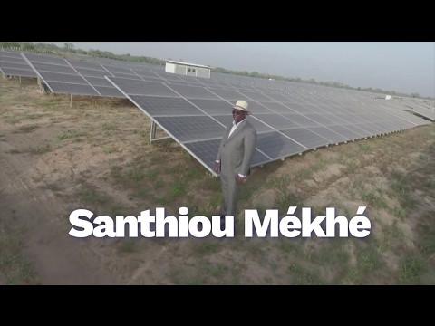 L'énergie solaire au Sénégal