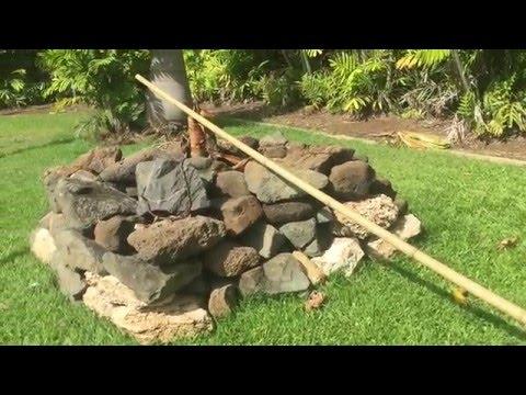Ahu Kamaka'eha Hawaiian Flag Missing