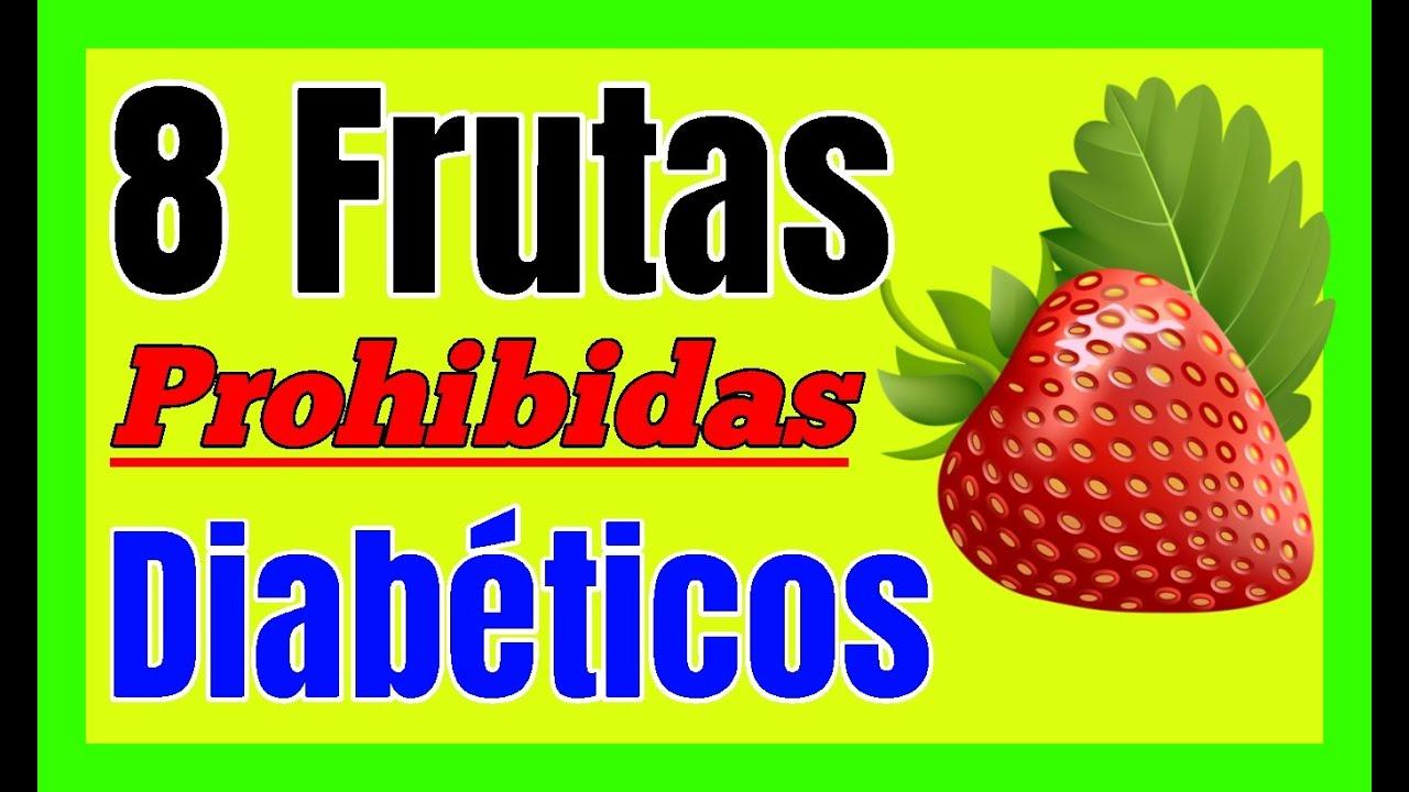 【ADVERTENCIA】 Frutas PROHIBIDAS para DIABETICOS Diabetes Tipo 1 - 2 GESTACIONAL y EMOTIVA