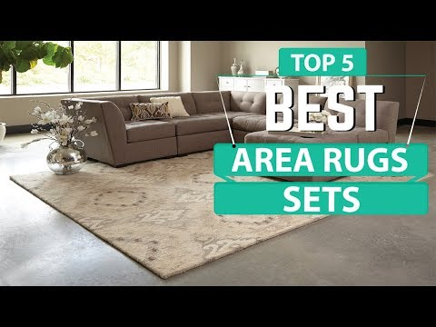 Top 5: Best Area Rugs Sets Review In 2019 | Amazon Area Rugs (Buying Guide)