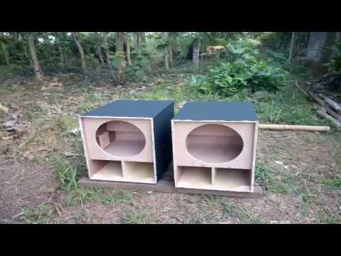 Box Speaker 18 == part 2 ==