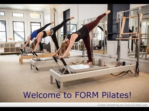 FORM Pilates Union Square - YouTube