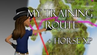 Video Star Stable Online - My Training Route & Horse XP download MP3, 3GP, MP4, WEBM, AVI, FLV November 2017