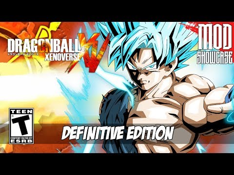 DragonBall XenoVerse: Definitive Edition (SUPER CAC MODS PACK) [PC- HD]