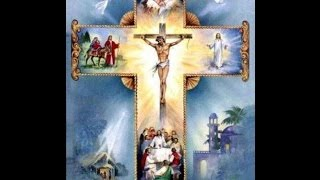 Sorrowful Mysteries of the Holy Rosary ( 2 of 4 ) Prayed on Tuesday & Friday.