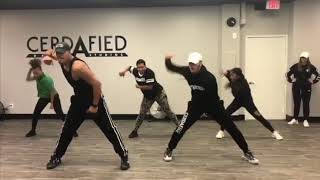 JALEO - Nicky Jam & Steve Aoki | Jason Cerda Choreography Video