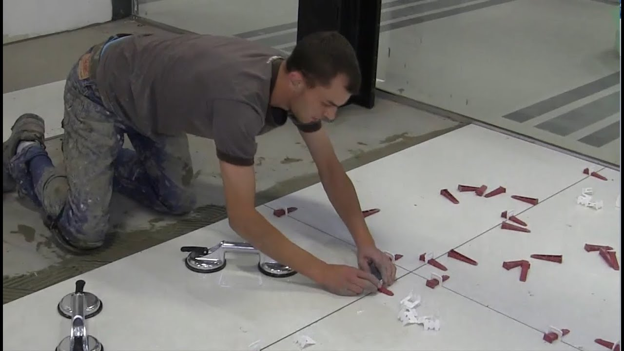 Trade Secrets How To Use T Lock Tile Leveling System