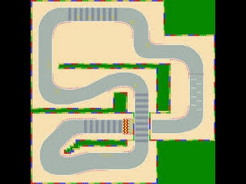 mario kart 7 snes mario circuit 2 youtube. Black Bedroom Furniture Sets. Home Design Ideas
