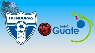 Honduras 0 - 2 Guatemala | Copa Centroamericana 2014
