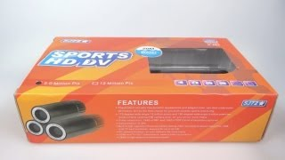 SJ72 Review - A Cheap 1080p HD Action Camera