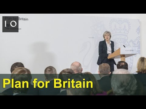 Plan For Britain: Prime Minister's speech on Brexit negotiating objectives