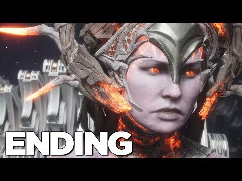 MORTAL KOMBAT 11 STORY MODE ENDING - Walkthrough Gameplay Part 11 (MK11)